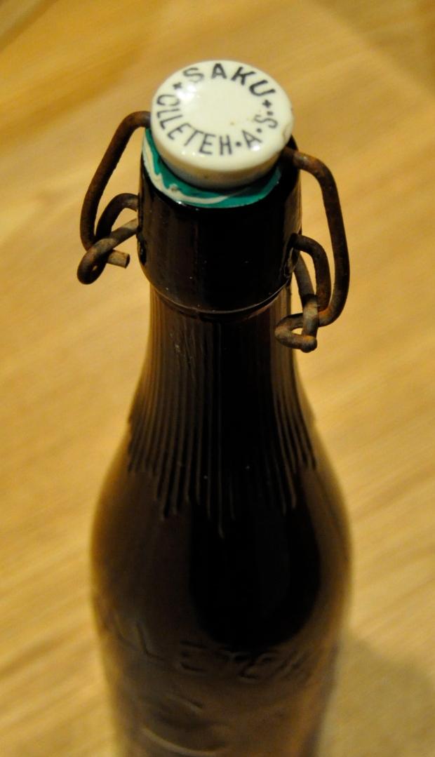 Et asjad ikka tasakaalus oleks siis tänast siirupit sai villitud Saku pudelitesse.