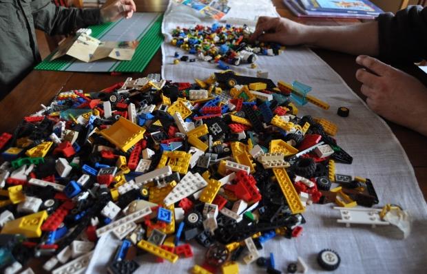Mary, kes suudaks öelda 'ei' Legodele?