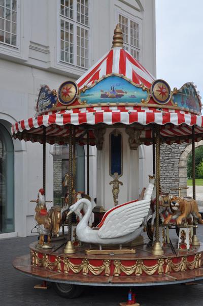 Miks seal karusellid oli, ma tegelikult ei hoomanud
